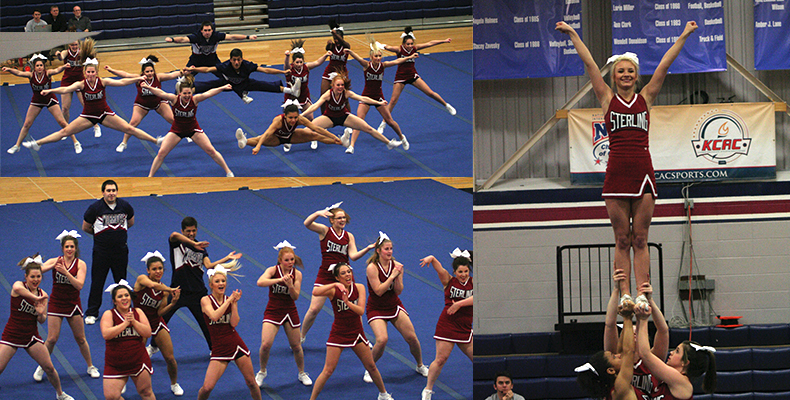 Photo for Cheer Finishes In Third Place At Sterling Invitational