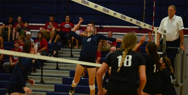 Photo for Volleyball To Face Friends In Wichita For KCAC Quarterfinals Matchup