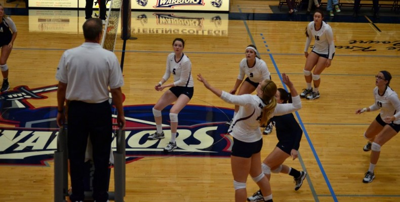 Photo for Volleyball Defeats Bethel In Four