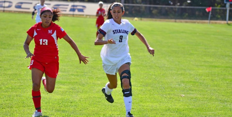 Photo for G. Baca Named 2015 NSCAA NAIA Women's All-Plains Region Second Team