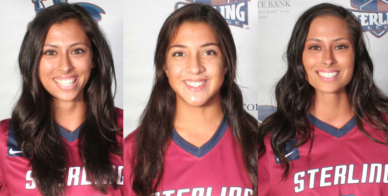 Photo for Three Lady Warriors Recognized As Women's Soccer All-Conference Award Winners