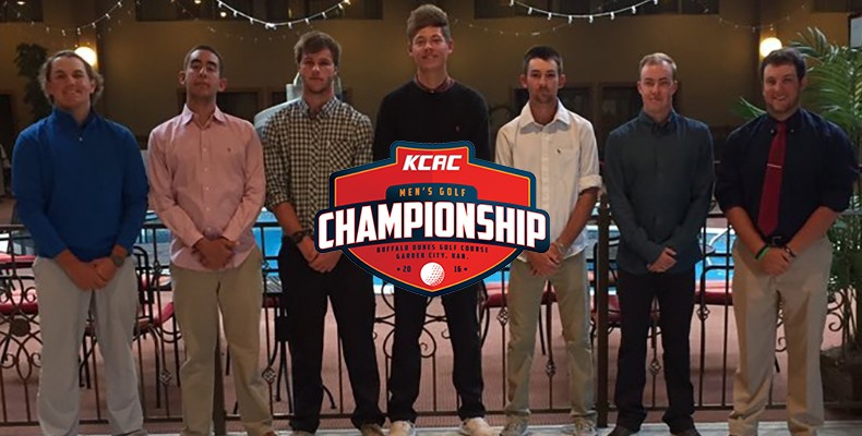 Photo for Warriors Finish 4th At Golf Championship, Bartlett And Bolivar Named All-KCAC