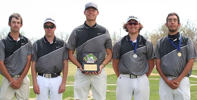 Photo for Men's Golf wins Midwest Spring Fling Tournament