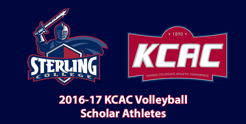 Photo for Seven Warriors Named KCAC Volleyball Scholar Athletes