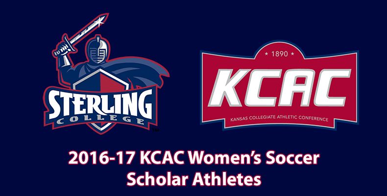 Photo for Two Warriors Named KCAC Women's Soccer Scholar Athletes