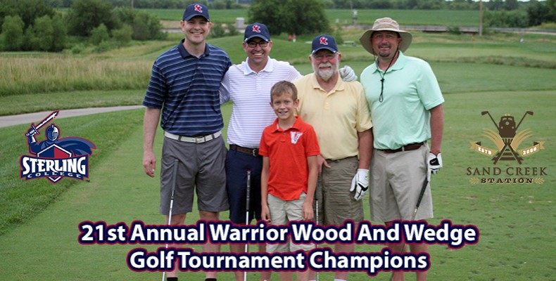 Photo for 21st Annual Warrior Wood & Wedge Tournament Ends In Success