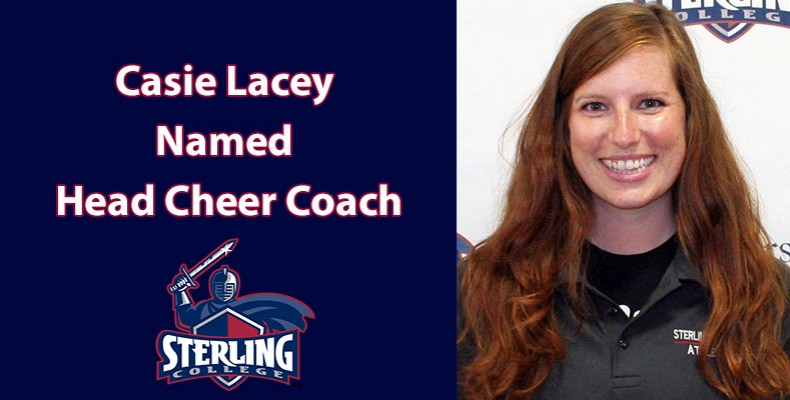Photo for Casie Lacey Named Head Cheer Coach