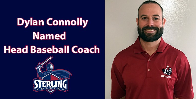 Photo for Dylan Connolly Named Head Baseball Coach
