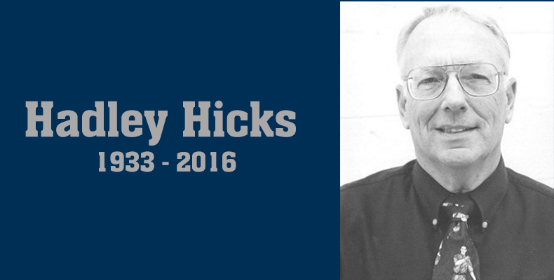 Photo for Former Warrior Baseball and Football Coach Hadley Hicks Passes Away