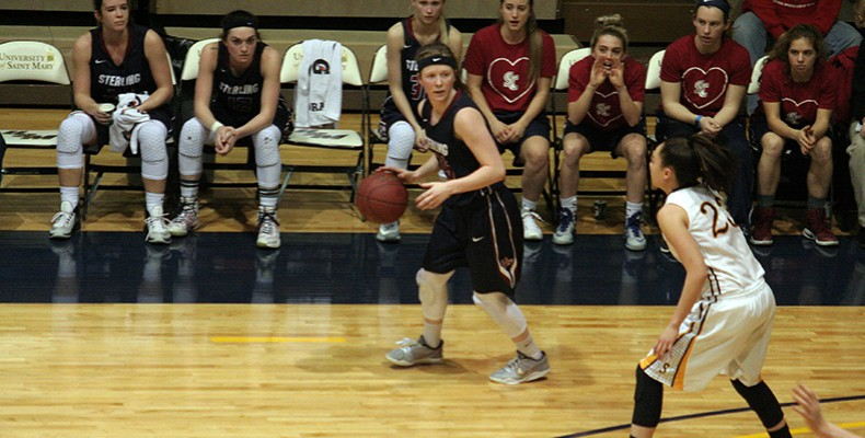 Photo for Women's Basketball Ends Season With 70-52 Loss At Saint Mary