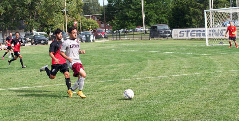 Photo for Men's Soccer Wins Third Straight; Defeats Central Christian 1-0