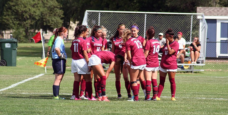 Photo for Women's Soccer Ends Season With 5-0 Loss to Ottawa.
