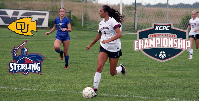 Photo for Women's Soccer Travels To Ottawa For The KCAC Quarterfinals