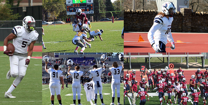 Photo for Record-Breaking Year For Sterling College Football - 2016 Season Recap
