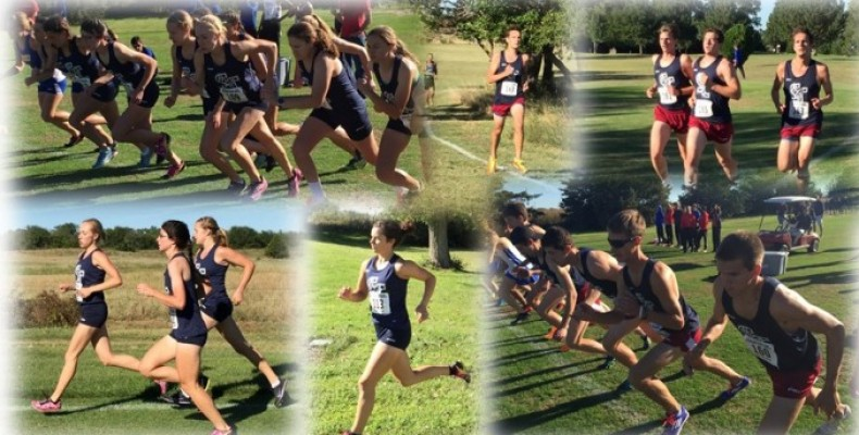 Photo for Running Warriors Run Down Success at Warrior Invite